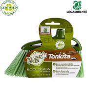 Ecologica scopa per esterni - Realizzato con materiali riciclati e riciclabili.