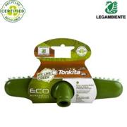 Eco spazzolone per pavimenti - Realizzato con materiali riciclati e riciclabili.
