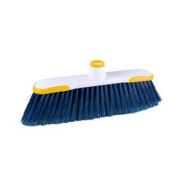 Hygiene 100 scopa professionale per interni - giallo