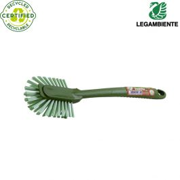 Eco spazzola lavastoviglie - Realizzato con materiali riciclati e riciclabili.