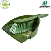 Eco set paletta & spazzola - Realizzato con materiali riciclati e riciclabili