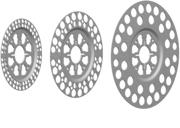 Disco di ritegno per materiali isolanti DT