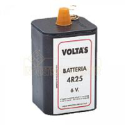 Batteria per lampeggiatore