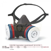 INSERTI AURICOLARI MONOUSO - MX7600