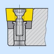 Utensili e cartucce ISO S