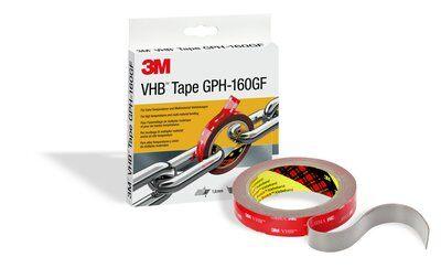 Immagine di 3M™ VHB™ GPH-160GF; colore grigio - spessore 1,6 mm